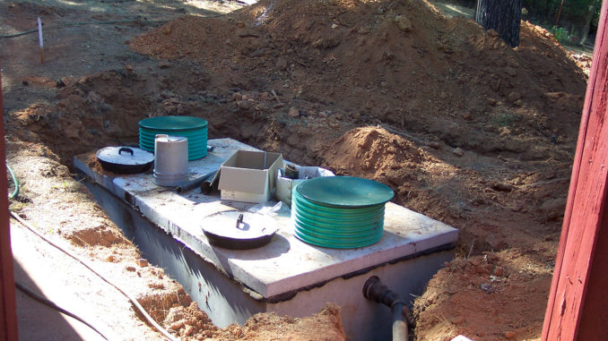 Septic tank installation Prince Edward County