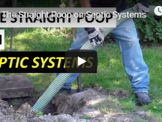 This video explains how a septic system works, what can go wrong and what to look for.